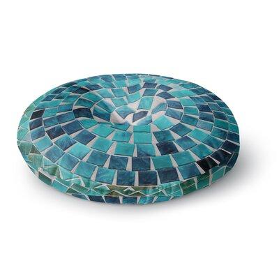 Sylvia Cook Circular Round Floor Pillow Size: 26 x 26
