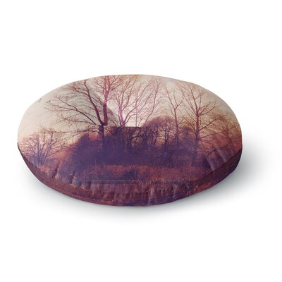 Sylvia Cook Explore Round Floor Pillow Size: 23 x 23
