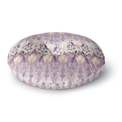 Suzanne Carter Laurel85 Round Floor Pillow Size: 26 x 26