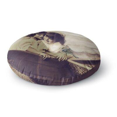 Suzanne Carter Journey Round Floor Pillow Size: 26 x 26