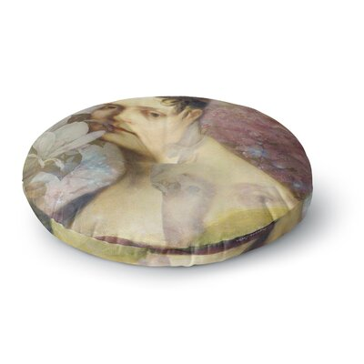 Suzanne Carter Magnolia Dream Round Floor Pillow Size: 23 x 23
