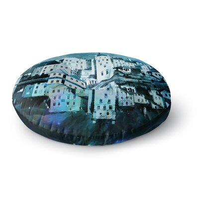 Suzanne Carter Night Sky Round Floor Pillow Size: 26 x 26