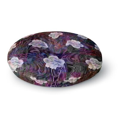 Suzanne Carter Rosa Round Floor Pillow Size: 23 x 23