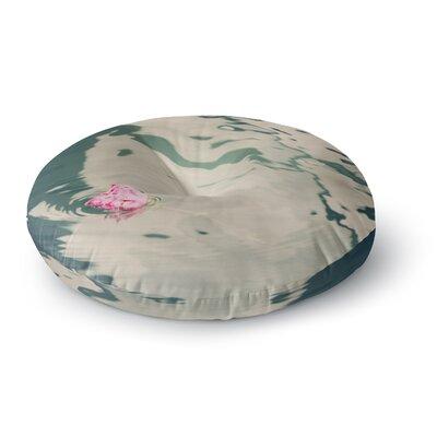 Sylvia Coomes Venetian Rose Round Floor Pillow Size: 26 x 26