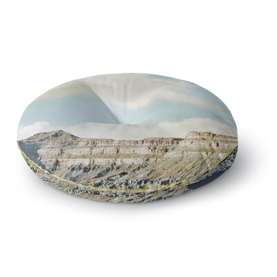 Sylvia Coomes Out West Photography Round Floor Pillow Size: 26 x 26
