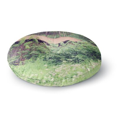 Sylvia Coomes Hidden Nature Round Floor Pillow Size: 26 x 26