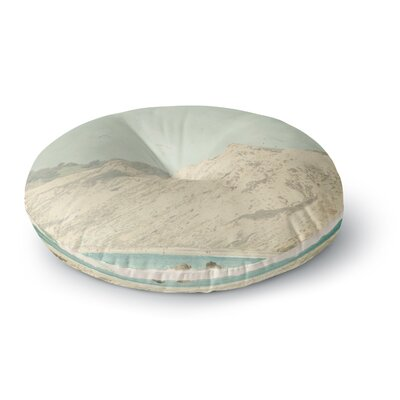 Sylvia Coomes West Coast 3 Photography Round Floor Pillow Size: 23 x 23