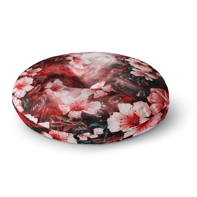 Shirlei Patricia Muniz Garden Secret Round Floor Pillow Size: 23 x 23