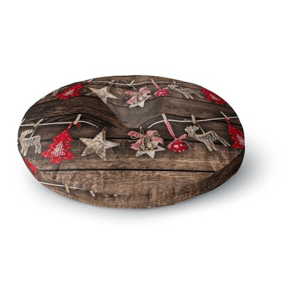 Snap Studio Hanging Around Round Floor Pillow Size: 26 x 26