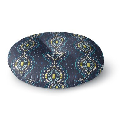 Suzie Tremel Ogee Lace Round Floor Pillow Size: 26 x 26