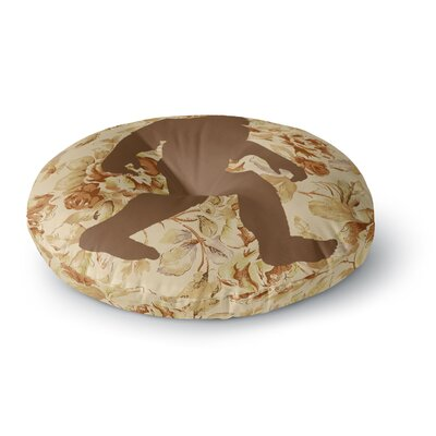Alias Bigfoot Round Floor Pillow Size: 26 x 26