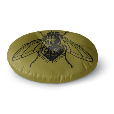 Alias Too Fly Round Floor Pillow Size: 23 x 23