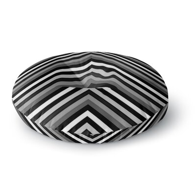 Trebam Uspon Round Floor Pillow Size: 26 x 26
