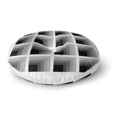 Trebam Dubina Round Floor Pillow Size: 26 x 26