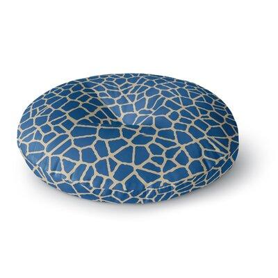 Trebam Staklo IV Round Floor Pillow Size: 26 x 26