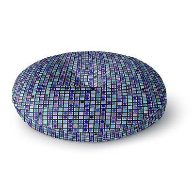 Trebam Mozaik Round Floor Pillow Size: 26 x 26