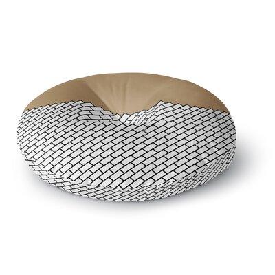Trebam Opeka Round Floor Pillow Size: 23 x 23
