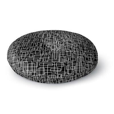 Trebam Komada V.2 Round Floor Pillow Size: 23 x 23