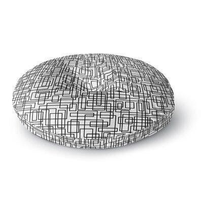 Trebam Komada Round Floor Pillow Size: 26 x 26
