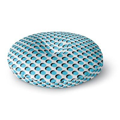Trebam Dupli Round Floor Pillow Size: 23 x 23