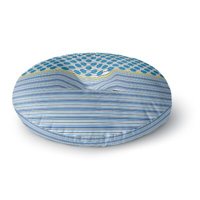 Trebam Bazen Round Floor Pillow Size: 26 x 26