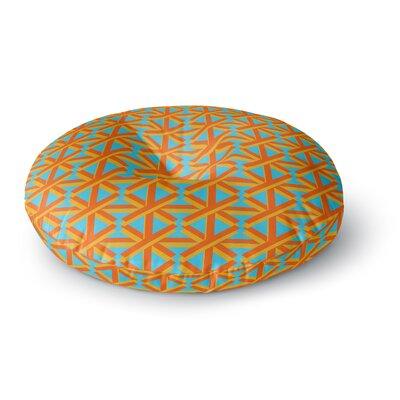 Trebam Topao Round Floor Pillow Size: 26 x 26