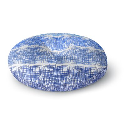 Trebam Visina V.3 Round Floor Pillow Size: 26 x 26