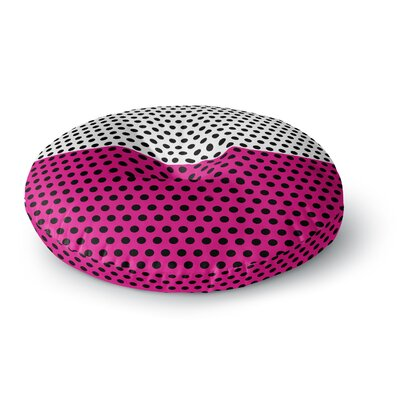 Trebam Tufna V. 3 Digital Round Floor Pillow Size: 23 x 23
