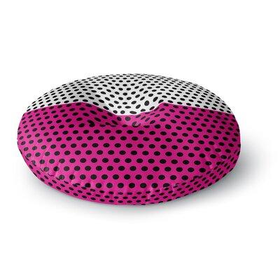 Trebam Tufna V. 3 Digital Round Floor Pillow Size: 26 x 26
