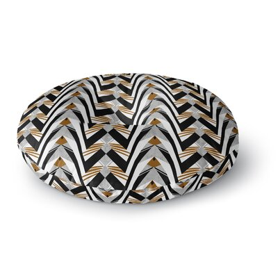 Vikki Salmela Wings Round Floor Pillow Size: 23 x 23