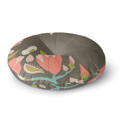 Very Sarie Penelope I Round Floor Pillow Size: 26 x 26