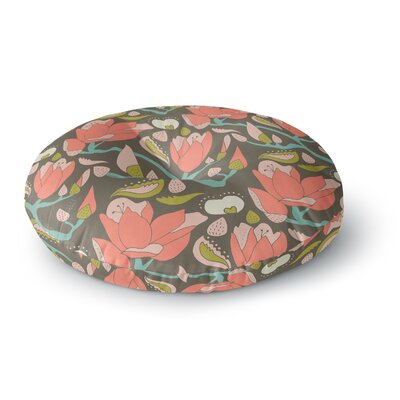 Very Sarie 'Penelope II' Round Floor Pillow Size: 23
