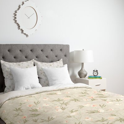 Holli Zollinger Duvet Set Size: Queen