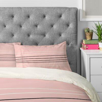 Allyson Johnson Comforter Set Size: King