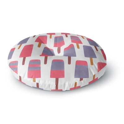Alik Arzoumanian Pop Round Floor Pillow Size: 26 x 26