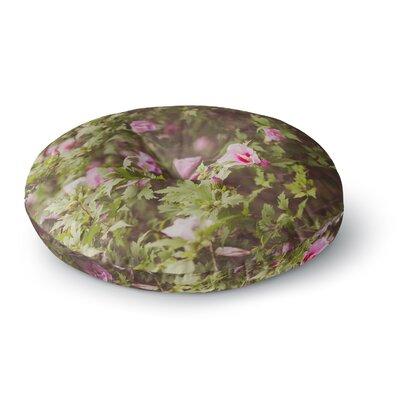 Ann Barnes Lush Round Floor Pillow Size: 23 x 23