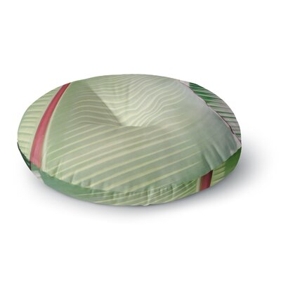 Ann Barnes Sage and Photography Round Floor Pillow Size: 23 x 23