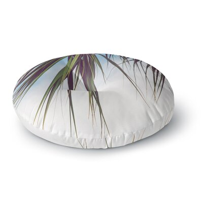 Ann Barnes Cabana Life, No.2 Photography Round Floor Pillow Size: 23 x 23