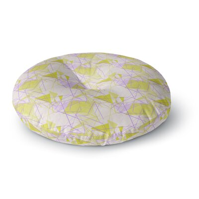Alison Coxon Round Floor Pillow Size: 26 x 26