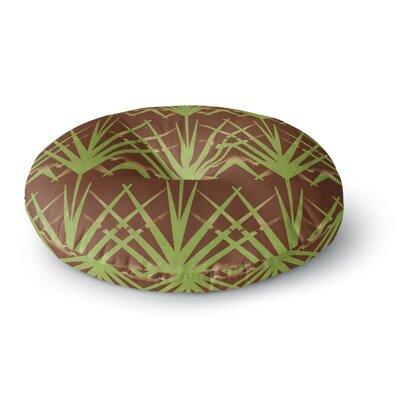 Alison Coxon Round Floor Pillow Size: 23 x 23