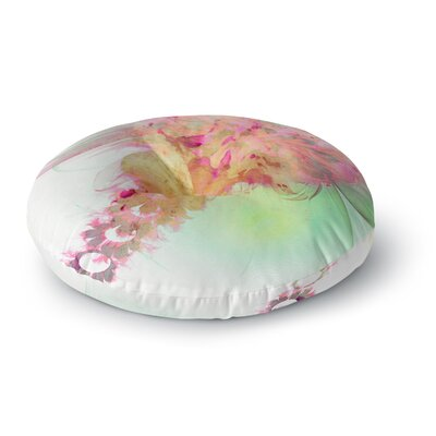 Alison Coxon Lily Round Floor Pillow Size: 23 x 23