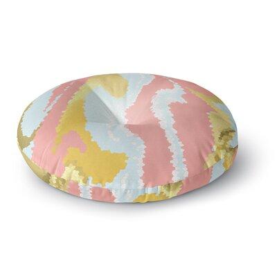 Alison Coxon Modern Mosaic Round Floor Pillow Size: 23 x 23