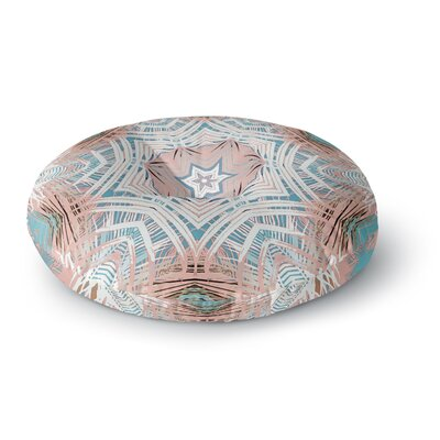 Alison Coxon Tribe Round Floor Pillow Size: 23 x 23