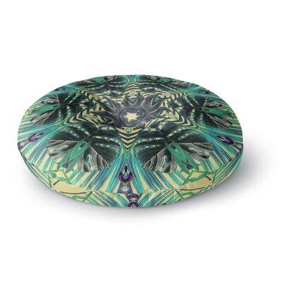 Alison Coxon Paradise Round Floor Pillow Size: 23 x 23