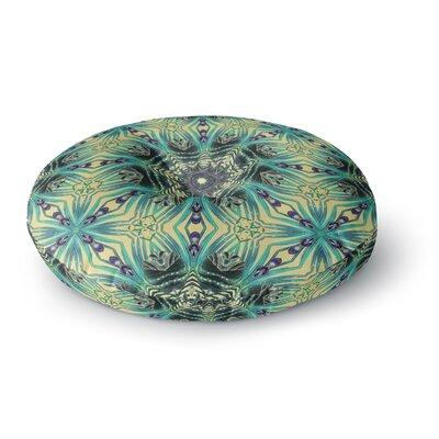 Alison Coxon Paradise Round Floor Pillow Size: 26 x 26
