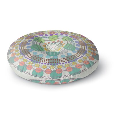Angelo Cerantola Mirage Round Floor Pillow Size: 26 x 26