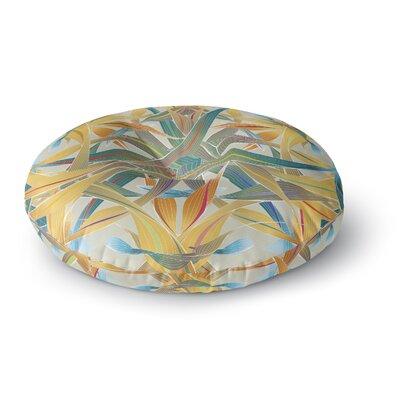 Angelo Cerantola Supreme Round Floor Pillow Size: 23 x 23