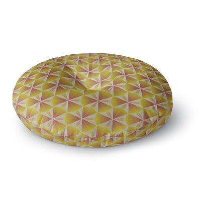 Angelo Cerantola Honey Round Floor Pillow Size: 23 x 23