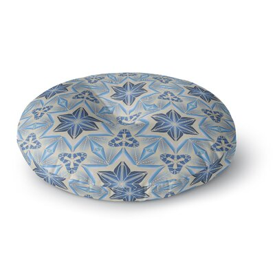 Angelo Cerantola Astral Round Floor Pillow Size: 26 x 26