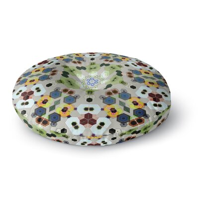 Angelo Cerantola Fruity Fun Modern Round Floor Pillow Size: 23 x 23